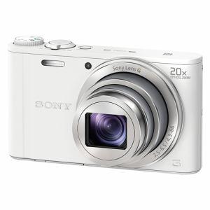 SONY デジタルスチルカメラ Cyber-shot(サイバーショット) DSC-WX350(W)