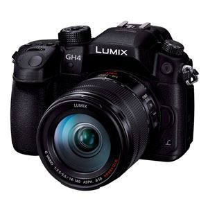 Panasonic デジタル一眼 LUMIX GH4 高倍率ズームレンズキット DMC-GH4H-K