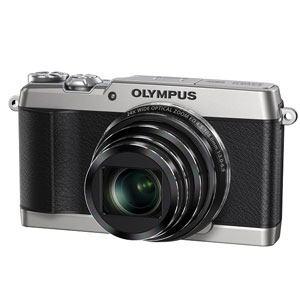 Olympus デジタルカメラ STYLUS SH-1(シルバー) SH-1SLV