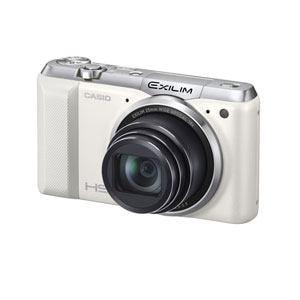CASIO デジタルカメラ EXILIM(エクシリム) ホワイト EX-ZR850-WE