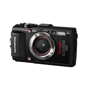 Olympus デジタルカメラ STYLUS TG-3 Tough(ブラック) TG-3-BLK