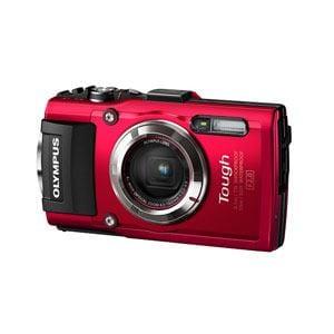 Olympus デジタルカメラ STYLUS TG-3 Tough(レッド) TG-3-RED