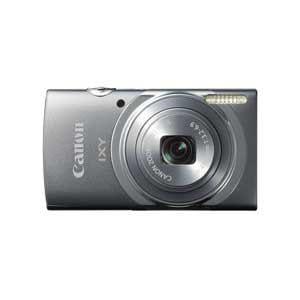 キヤノン コンパクトデジタルカメラ 「IXY 130」(グレー) IXY130(GY)
