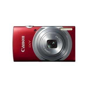 キヤノン コンパクトデジタルカメラ 「IXY 130」(レッド) IXY130(RE)