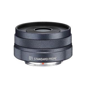 ペンタックス 01 STANDARD PRIME 交換用レンズ (8.5mm F.9)(ガンメタル)オーダーカラー