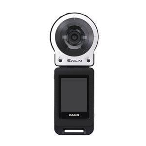 カシオ EXILIM(エクシリム) デジタルカメラ (ホワイト) EX-FR10-WE