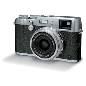 富士フイルム デジタルカメラ 「X100T」 (シルバー) FFX-X100T-S