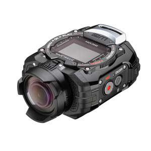 リコー デジタルカメラ (ブラック) WG-M1-BK