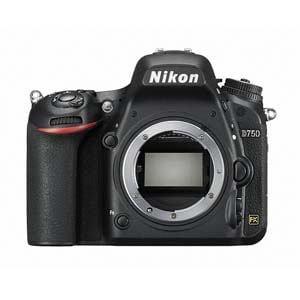 ニコン デジタル一眼カメラ ボディ D750