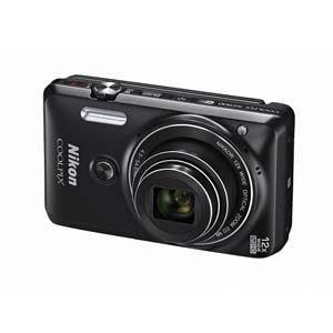 ニコン デジタルカメラ COOLPIX S6900 (リッチブラック) S6900-BK