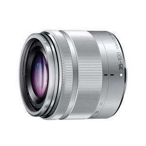 【クリックで詳細表示】パナソニック 交換用レンズ LUMIX G VARIO 35-100mm F4.0-5.6 ASPH./MEGA O.I.S. シルバー H-FS35100-S