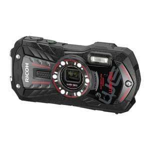 ペンタックス デジタルカメラ RICOH WG30 (エボニーブラック) WG-30-BK