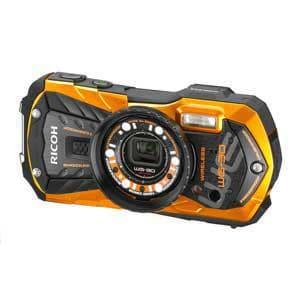 ペンタックス デジタルカメラ RICOH WG-30W (フレームオレンジ) WG-30W-OR