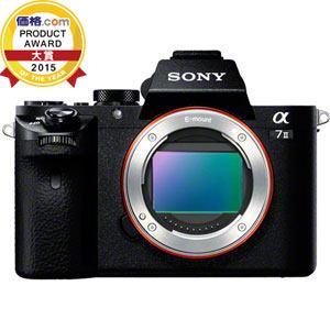 ソニー デジタル一眼カメラ α7II ボディ ILCE-7M2