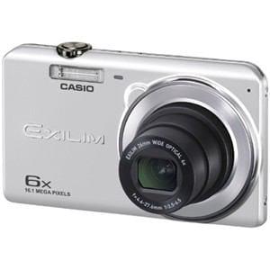 カシオ デジタルカメラ EXILIM(エクシリム) シルバー EX-ZS27-SR