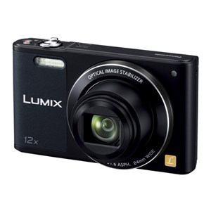 パナソニック LUMIX(ルミックス) デジタルカメラ ブラック DMC-SZ10-K