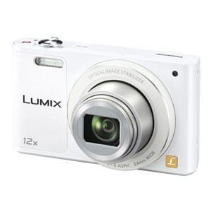 パナソニック LUMIX(ルミックス) デジタルカメラ ホワイト DMC-SZ10-W
