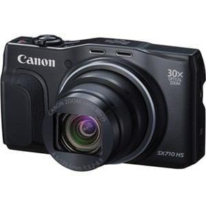 キヤノン デジタルカメラ PowerShot(パワーショット) SX710 HS ブラック PSSX710HS(BK)
