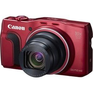 キヤノン デジタルカメラ PowerShot(パワーショット) SX710 HS レッド PSSX710HS(RE)