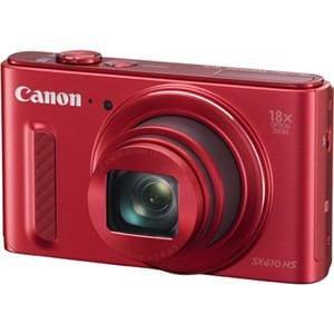 キヤノン デジタルカメラ PowerShot(パワーショット) SX610 HS レッド PSSX610HS(RE)