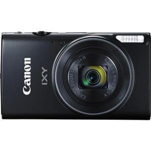 キヤノン デジタルカメラ「IXY 640」 (ブラック) IXY640(BK)