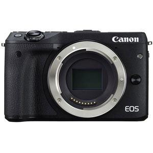 キヤノン デジタル一眼カメラ EOS M3 ボディ (ブラック)