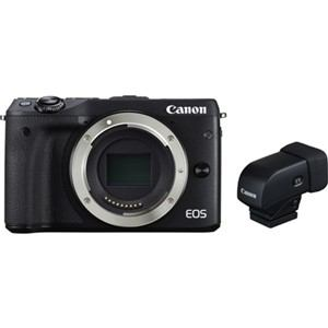キヤノン デジタル一眼カメラ EOS M3 ボディ EVFキット(ブラック)