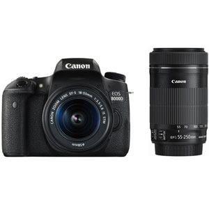 キヤノン デジタル一眼カメラ EOS 8000D ダブルズームキット