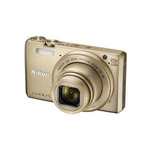 ニコン デジタルカメラ COOLPIX S7000(ゴールド) S7000GL