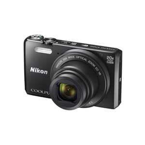 ニコン デジタルカメラ COOLPIX S7000(ブラック) S7000BK
