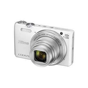 ニコン デジタルカメラ COOLPIX S7000(ホワイト) S7000WH