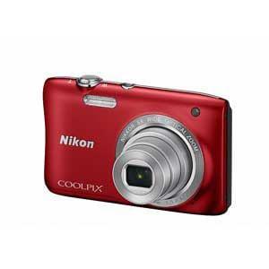 ニコン デジタルカメラ COOLPIX S2900(レッド) S2900RD