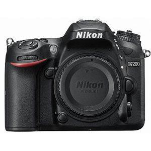 ニコン デジタル一眼カメラ D7200 ボディ