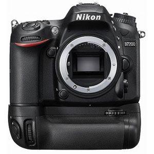 ニコン デジタル一眼カメラ D7200 バッテリーパックキット