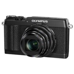 オリンパス デジタルカメラ STYLUS SH-2(ブラック) SH-2-BLK