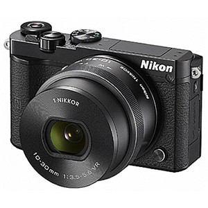 ニコン デジタル一眼カメラ 標準パワーズームレンズキット ブラック Nikon 1 J5