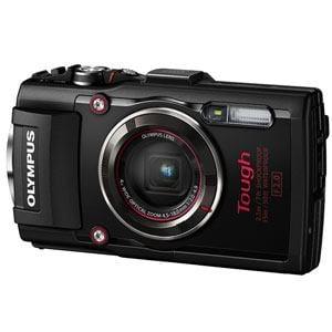 オリンパス デジタルカメラ「STYLUS TG-4 Tough」 ブラック TG-4-BLK