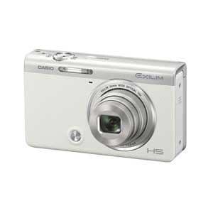 カシオ デジタルカメラ EXILIM(エクシリム) ホワイト EX-ZR60-WE