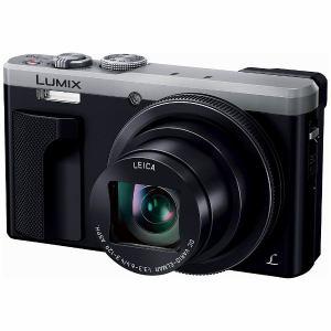 パナソニック LUMIX(ルミックス) デジタルカメラ シルバー DMC-TZ85-S