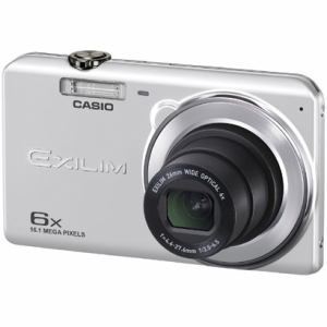 カシオ デジタルカメラ EXILIM(エクシリム) シルバー EX-ZS28-SR