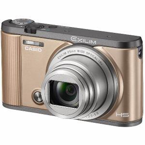 カシオ デジタルカメラ EXILIM(エクシリム) ゴールド EX-ZR1700-GD