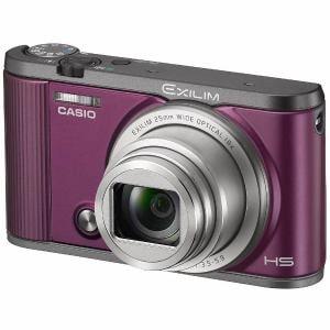 カシオ デジタルカメラ EXILIM(エクシリム) ワインレッド EX-ZR1700-WR