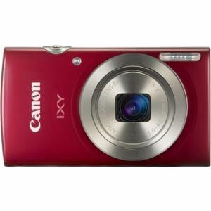 キヤノン デジタルカメラ「IXY 180」 レッド IXY180(RE)