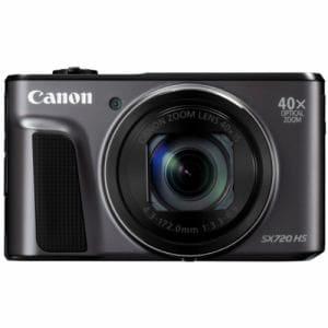 キヤノン デジタルカメラ PowerShot(パワーショット) SX720 HS(ブラック) PSSX720HS(BK)