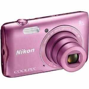 ニコン デジタルカメラ COOLPIX(クールピクス) A300(ピンク) A300PK