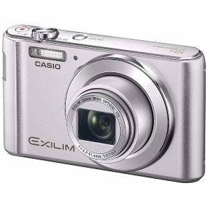 カシオ デジタルカメラ EXILIM(エクシリム) シルバー EX-ZS210-SR