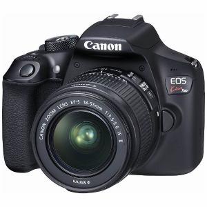 キヤノン デジタル一眼カメラ 「EOS Kiss X80」 EF-S18-55 IS II レンズキット EOSKISSX801855IS2LK