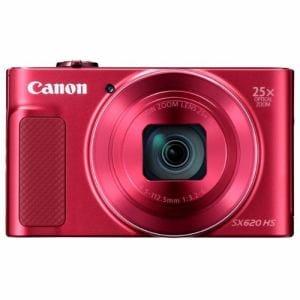 キヤノン PSSX620HSRE デジタルカメラ PowerShot(パワーショット) SX620 HS(レッド)
