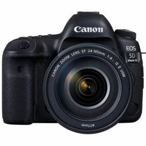【クリックで詳細表示】キヤノン EOS5DMK4-24105IS2LK デジタル一眼カメラ 「EOS 5D Mark IV」EF24-105mm F4L IS II USM レンズキット