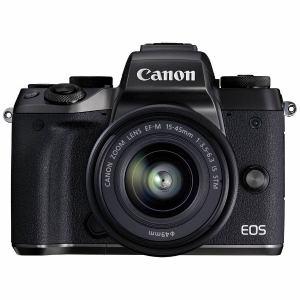 キヤノン EOSM5-1545ISSTMLK ミラーレス一眼カメラ EOS M5 EF-M15-45 IS STM レンズキット